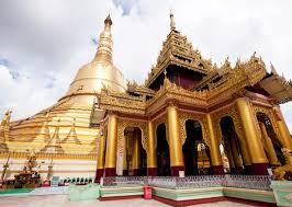 Shwemawdaw Pogoda