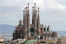 sagrada familia church - Spain