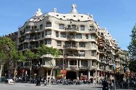 Casa Mila - Spain
