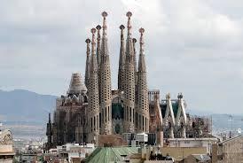 sagrada familia church - Spain